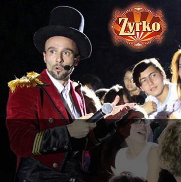 """Javier Urbina """"El Sr. de las Burbujas"""""""